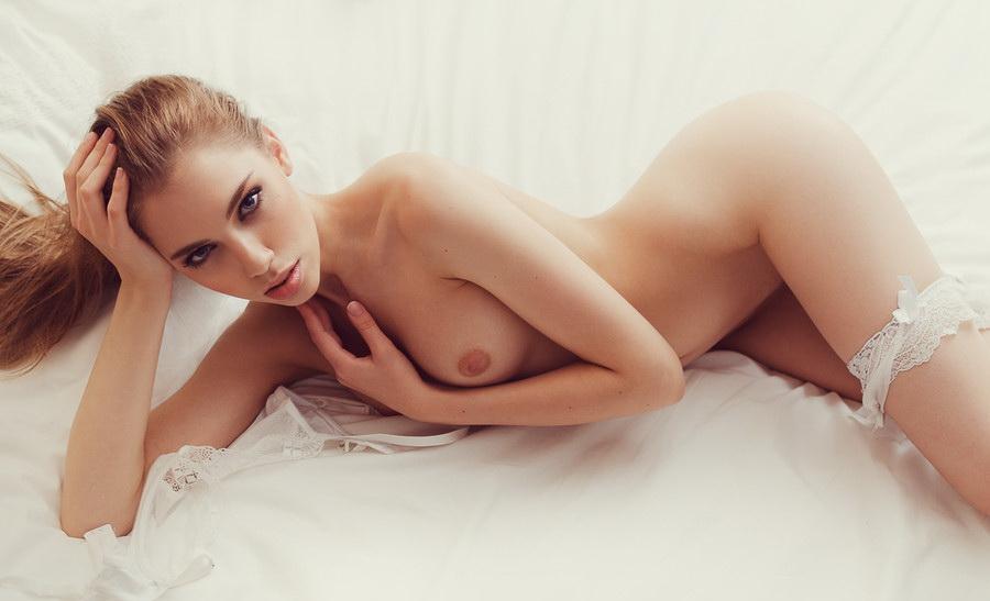 blond naked