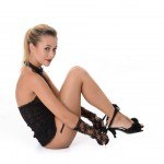 Hot Blonde from Ukraine - Ivana Sugar blonde stripper