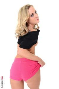 Vinna Reed Stripper - Vinna Reed blonde stripper