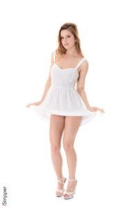 Little Angel - Vanessa Mio blonde stripper